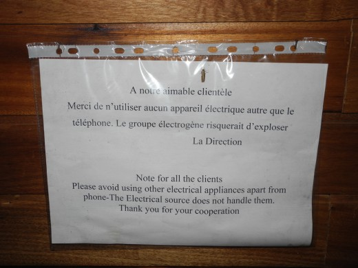 Exploding Generators!?!