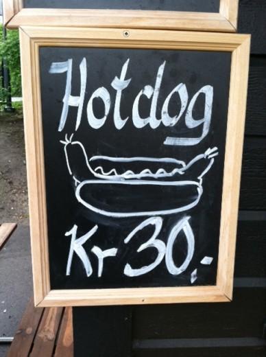 Viking Hotdog