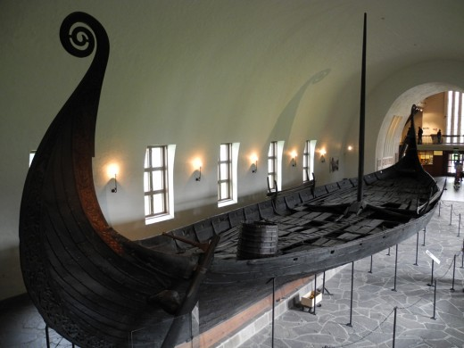 Viking Ship in Oslo