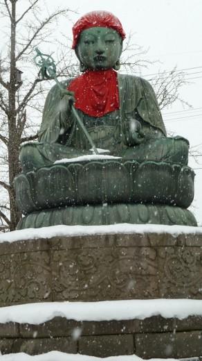 Buddha in Nagano