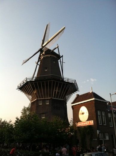 Windmill (Part of Brouwerij 't Ij)