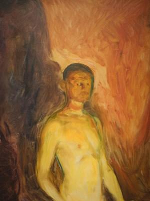 """""""Self Portrait in Hell"""""""