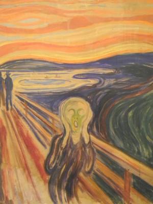 """""""The Scream"""""""