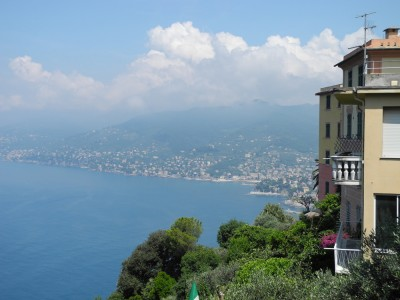 San Rocco; View from the trail