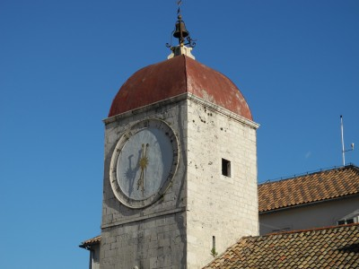 Another cool tower in Trogir