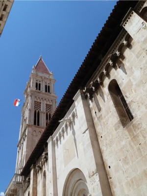 Tower in Trogir's main square
