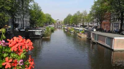 Just one of a gazillion canals.