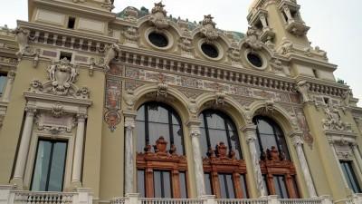 The real Monte Carlo casino.