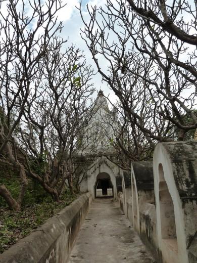 A stupa in Paleik.