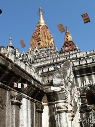 Bagan's crown jewel: Ananda Temple