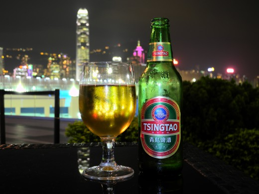Hong Kong beer picture
