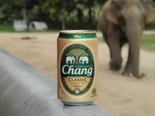 Thailand beer picture
