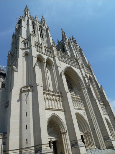 The National Cathedral.