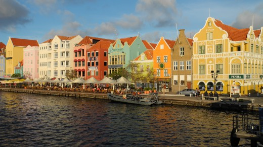 Willemstad: Like Amsterdam in Caribbean colors